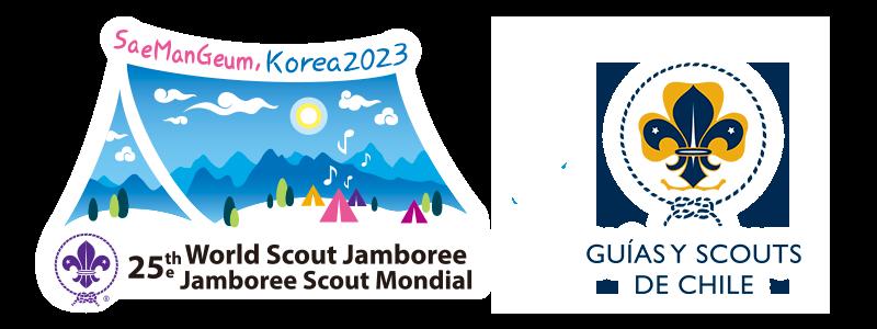 Contingente Chileno al 25° Jamboree Mundial